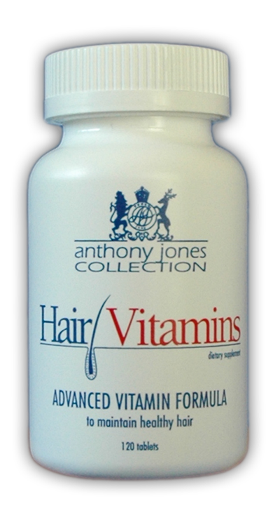 Hair Vitamins 60 Count